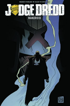 Judge Dredd - Mandroïd