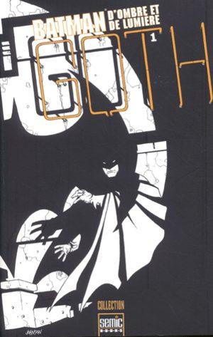 Batman - D'ombre et de Lumière