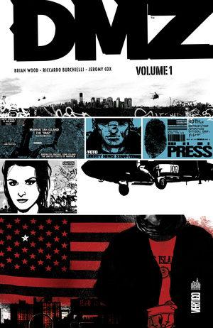 DMZ Comics