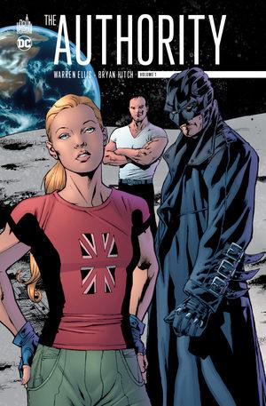 The Authority Comics