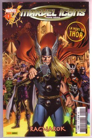 Marvel Icons Hors Série