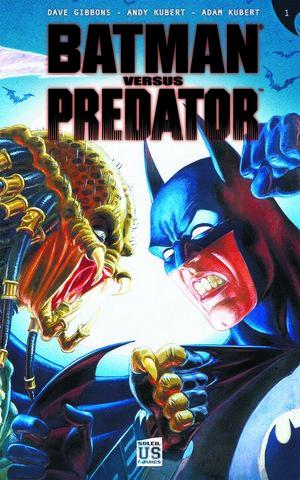 Batman / Predator