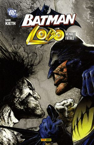 Batman / Lobo - Menace fatale