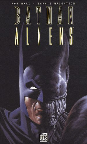 Batman / Aliens