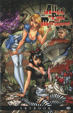 Alice au Pays des Merveilles Artbook