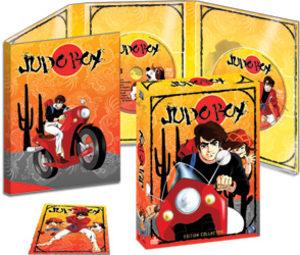 Judo Boy Série TV animée