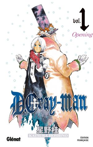 D.Gray-Man  Manga