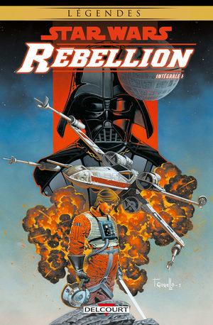 Star Wars - Rébellion Comics