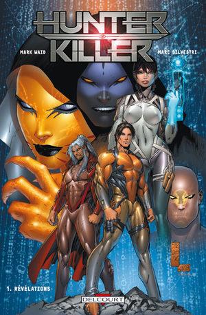 Hunter-Killer Comics
