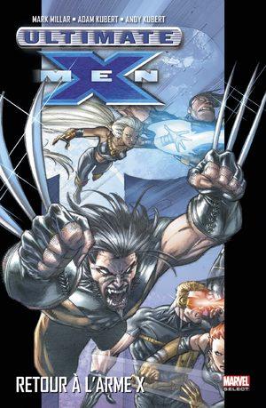 Ultimate X-Men Comics