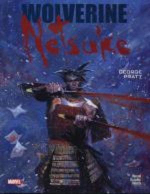 Wolverine Netsuke