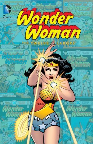Wonder Woman - The Twelve Labors