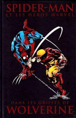 Spider-man et les héros Marvel