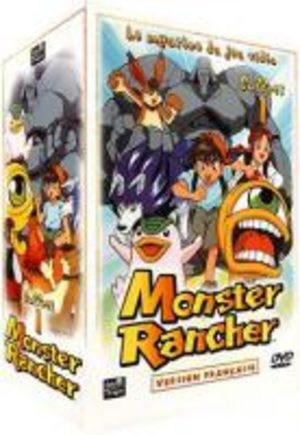 Monster Rancher Série TV animée