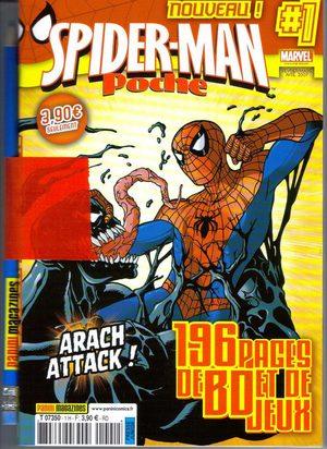 Spider-Man Poche