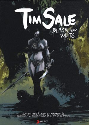 Tim Sale - Black & White