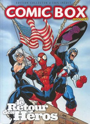Comic Box annuel