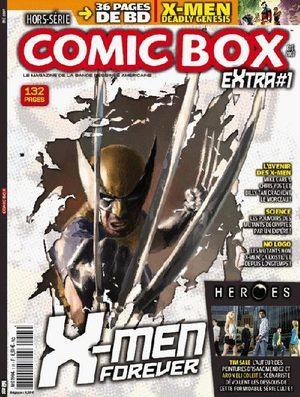 Comic Box extra