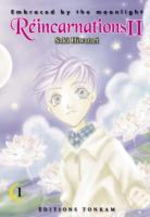 Réincarnations II - Embraced by the Moonlight Manga