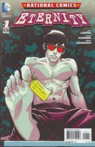 National Comics - Eternity