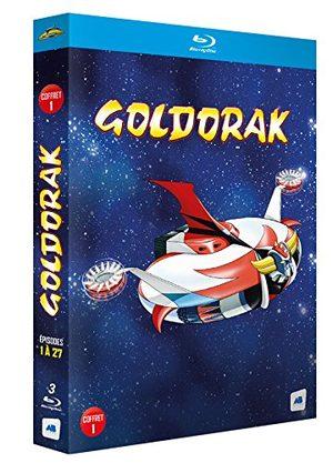 Goldorak Série TV animée