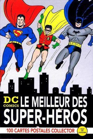 DC Comics Le Meilleur des Super-Héros (Coffret)