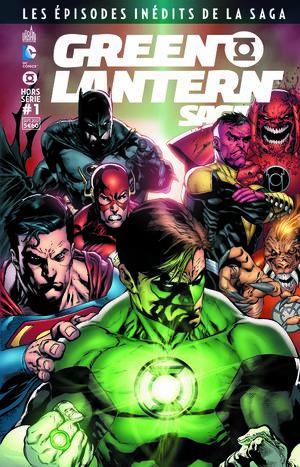 Green Lantern Saga Hors-Série