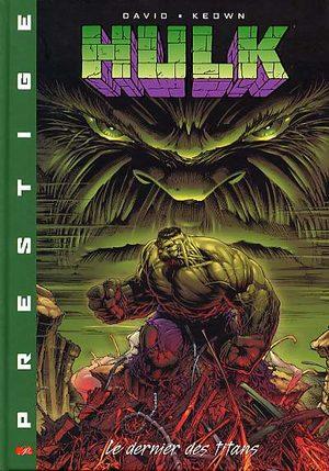 Hulk - Le dernier des titans