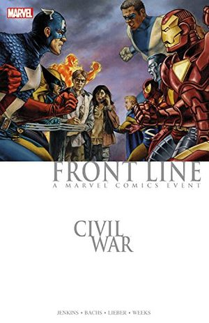 Civil War - Front Line
