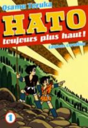 Hato - Toujours Plus Haut ! Manga