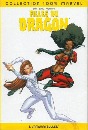 Filles du dragon - Samurai bullets