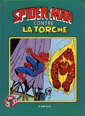 Spider-Man contre la Torche