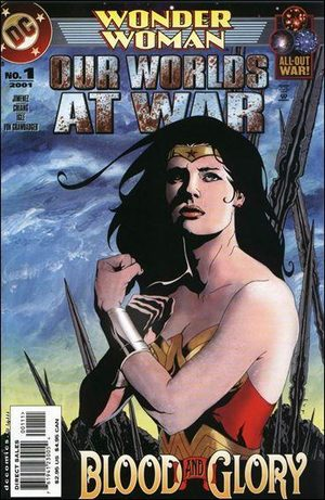 Wonder Woman - Our Worlds at War