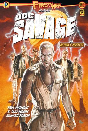 Firstwave - Doc Savage
