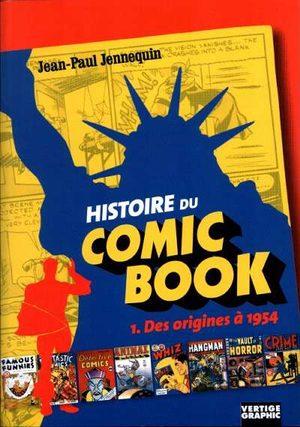 Histoire du Comic-Book