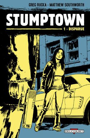 Stumptown - Disparue