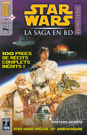 Star Wars - BD Magazine