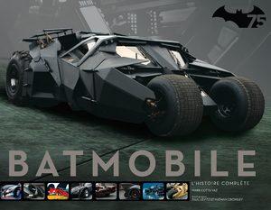 Batmobile - L'Histoire complète