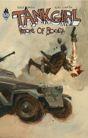 Tank Girl - Visions of Booga