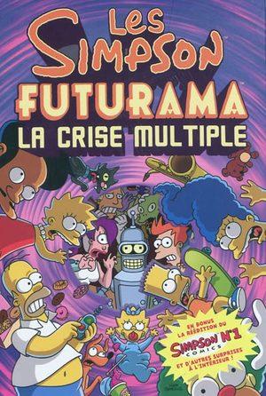 Les Simpson - Futurama