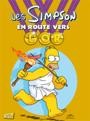 Les Simpson - En route vers l'or