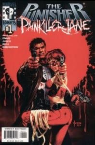 The Punisher / Painkiller Jane