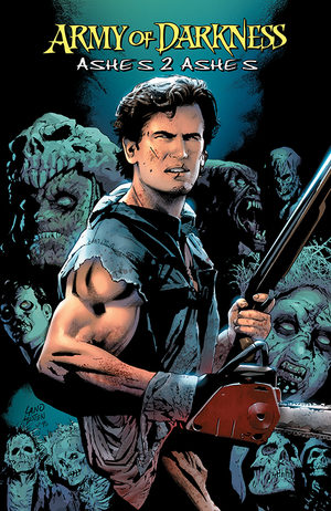 Army of Darkness - Ashes to Ashes Film