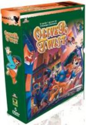 Oliver Twist Série TV animée