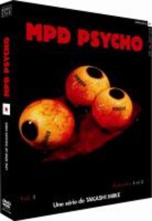MPD Psycho - Live Manga
