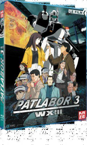 Patlabor - Film 3 : WXIII Film