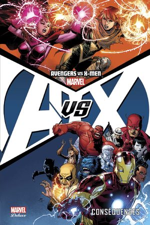 Avengers Vs. X-Men - Conséquences Comics