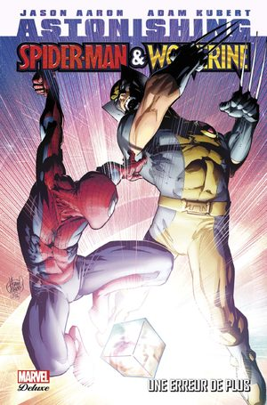 Astonishing Spider-Man And Wolverine