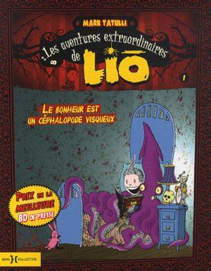Les aventures extraordinaires de Lio
