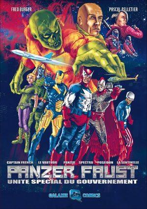 Panzer Faust, unité spéciale du gouvernement